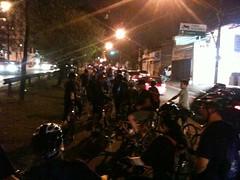 Y! Social Bike - Passeio noturno dia mundial sem carro - 4