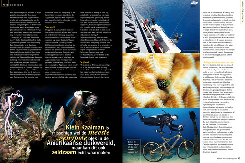 Cayman Aggressor for Duikmagazine, pages 3&4