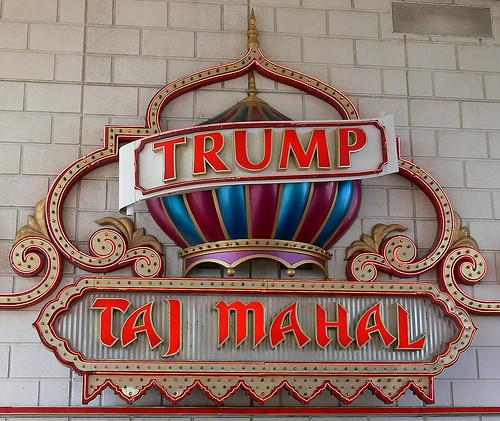 Free Plastic Surgery at Trump's Taj Mahal Casino