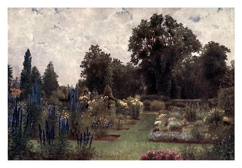008-El  jardin de hierbas-Kew gardens 1908- Martin T. Mower