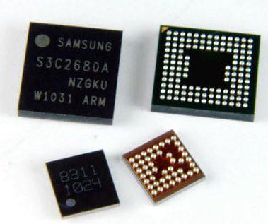 Samsung New Wireless Chipset