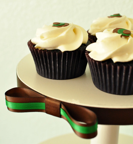 Green Velvet Cupcakes 3