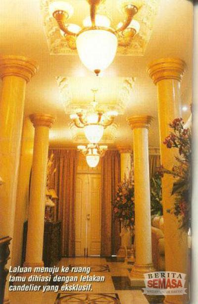 5019480226 6b8d3319a3 o Rumah Banglo Datuk Sosilawati Lawiya. Mewah!!