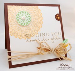 Wishing You card (weememories (Jenny)) Tags: cl388 s5317 september2010b