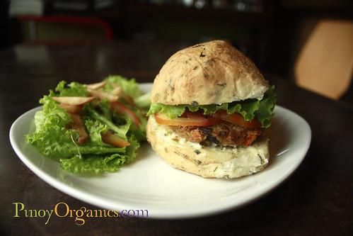ECHOstore-tofu burger