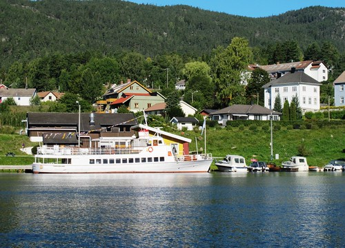 M/S Telemarken at Norsjø in Telemark #2