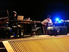 Merzbow + Pinhas (9/24/10) (DJK303) Tags: merzbow pinhas lamaisonfrancaise bluesausageinfant soniccircuitsfestival