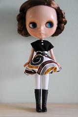 Bauhaus Bubble Skirt