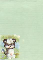Untitled (Ziv Schneider) Tags: bunnies beach childhood puppy bears memories barbie kitsch nostalgia whale thesimpsons stationery 90210 90s trolls wwf scented axlrose tactile thelittlemermaid foofoo pinkpaper razorramon   gunsnrosesmylittlepony  denverthelastdinosour wish80sclown