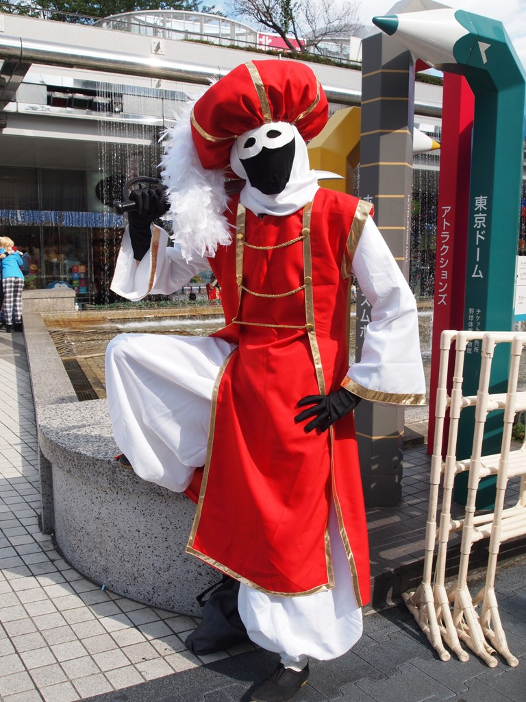 Cosplay Festa at Tokyo Dome City 2010.09. Part2