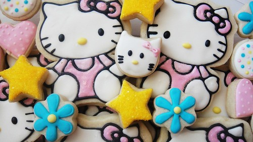 Hello Kitty Close Up
