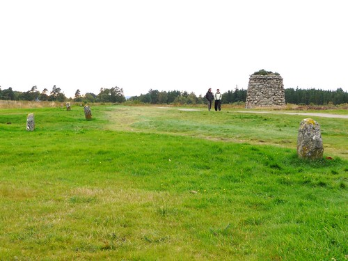 Site of Battle of Culloden Moor