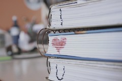 Love in everything... (Honey Pie!) Tags: love amor amour romantic ameliepoulain notebooks romntico poulain cadernos amliepoulain