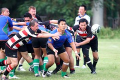 107 (pingsen) Tags: rugby baboons  20100925