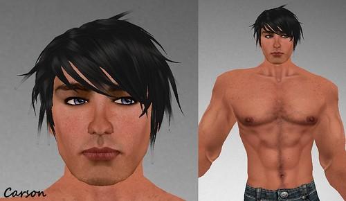 MHOH4 # 108 - RICOCHET Tristan Skins