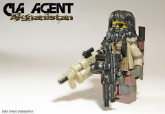 CIA AGENT MGL (Shobrick) Tags: camera afghanistan beard war lego drum cia tissue flash tan ak strap agent tt vest sight scopes machete custom bang grenade mgl mag weapons 47 holster launcher holographic brickarms shobrick tinyatactical