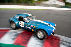 Spa 6H 2010 (Guillaume Tassart) Tags: auto classic car sport cobra legends ac spa francorchamps 6h roadbook