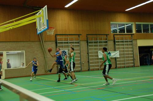 Basketbaldames winnen dankzij 'slim spel'