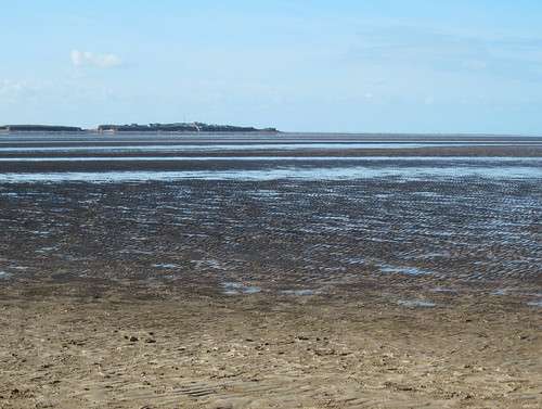 West Kirby Beach