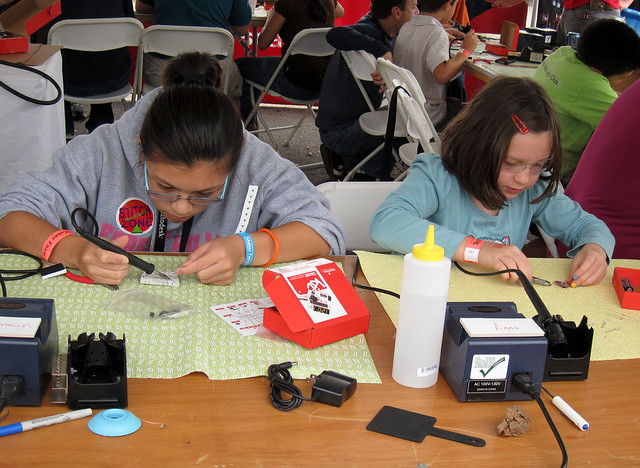World Maker Faire New York 2010