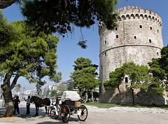 Θεσσαλονίκη Λευκός Πύργος - White Tower of Thessaloniki