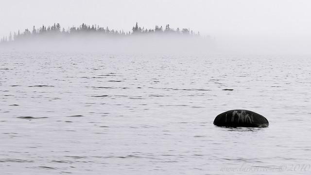 Lake Superior Shoreline, Sleeping Giant Provincial Park, Ontario, 2010
