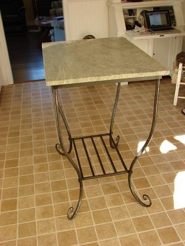 Wrought Iron Kitchen Tables Wrought Iron Buffet Server