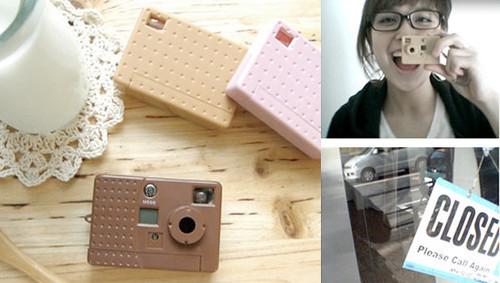Biscuit-camera