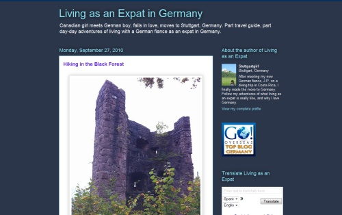 Living as an Expat in Germany