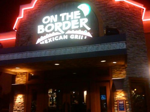 NOM's event at On The Border
