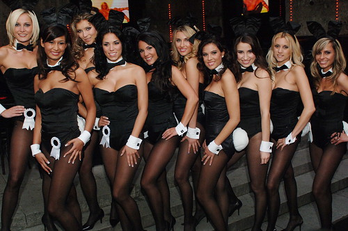 Playboy Bunnys I