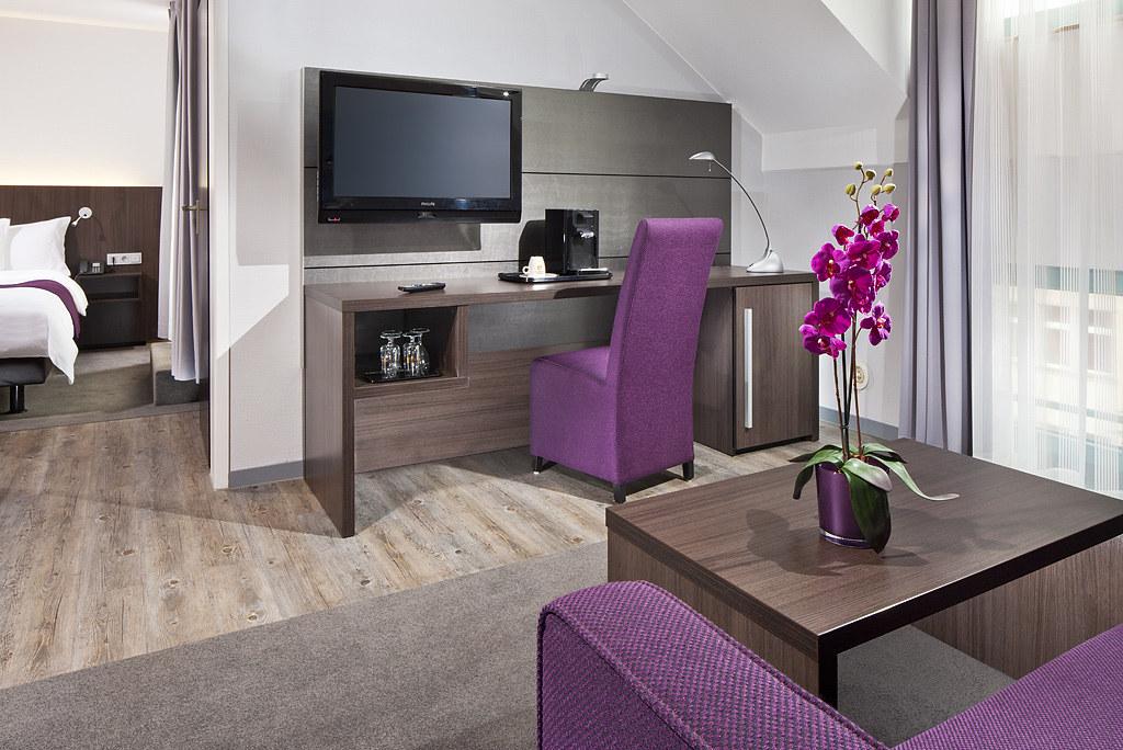 Business Suite im Mercure Hotel Düsseldorf Hafen