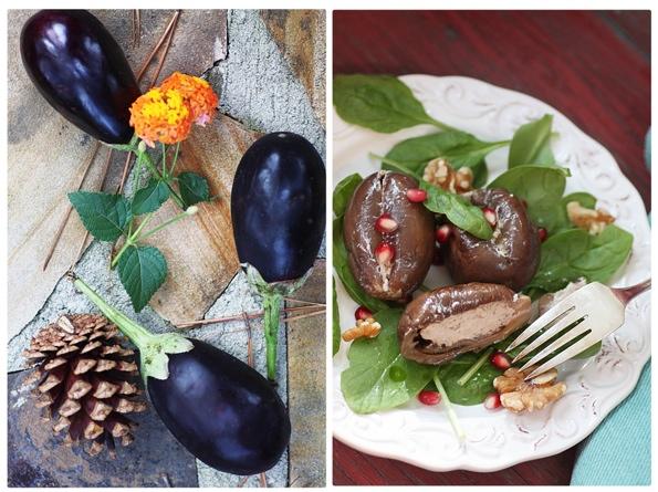 Eggplant Preserve Duo