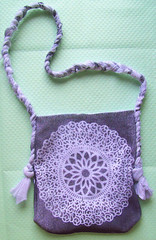 bohemian Inspired DIY Kids Bag 1