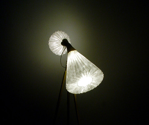 Imaginative Lighting Idea   Swan Lamps Collection by Tian Zhen par New Inspiration Home Design