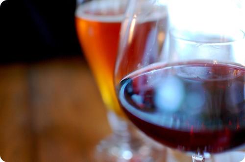 Vino e birra ecologica