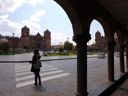 Plaza de Armas - Catedral (4)