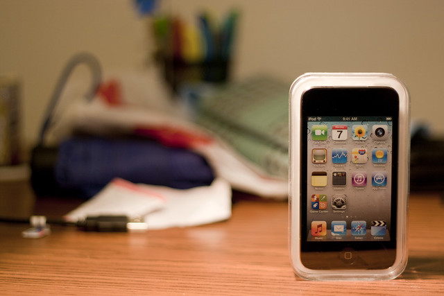 Day 30 - The New iPod Touch