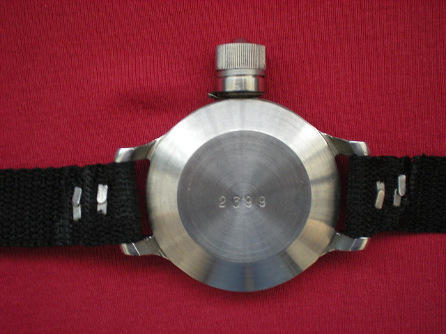 Removing Radium Paint From Watch Hands