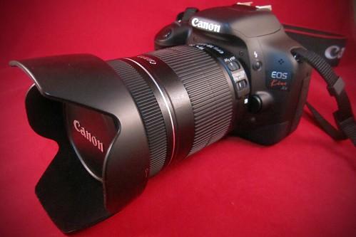Canon デジタル一眼レフカメラ EOS Kiss X4 EF-S 18-135 IS レンズキット