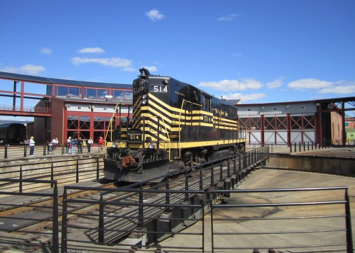 Steamtown National Historic Site - Wikipedia