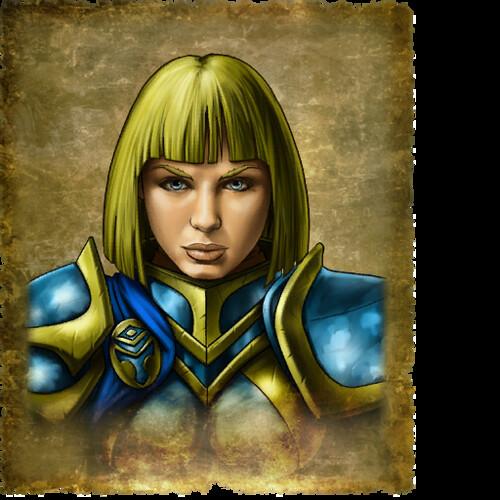 Templar Female
