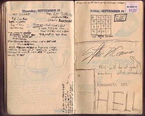 1954: September 23-24