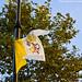 Bandiera Vaticano - Vatican Flag