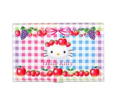 Hello Kitty Fruit Business Card Holder (pkoceres) Tags: japan metal fruit stainlesssteel hellokitty case sanrio card businesscard holder フルーツ ハローキティ キティ はろうきてぃ boughtatsanriostore hellokittyfruit