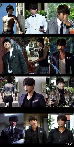 Rain in the first & second epi The Fugitive