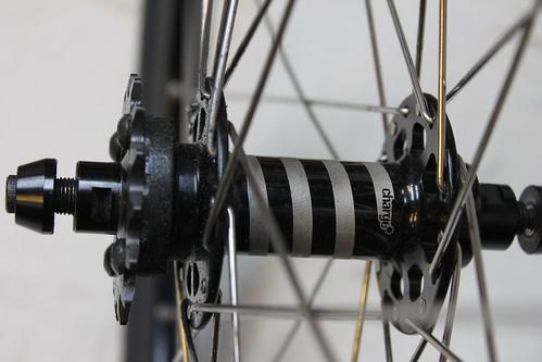Charge Bike Shaker Hub 32h