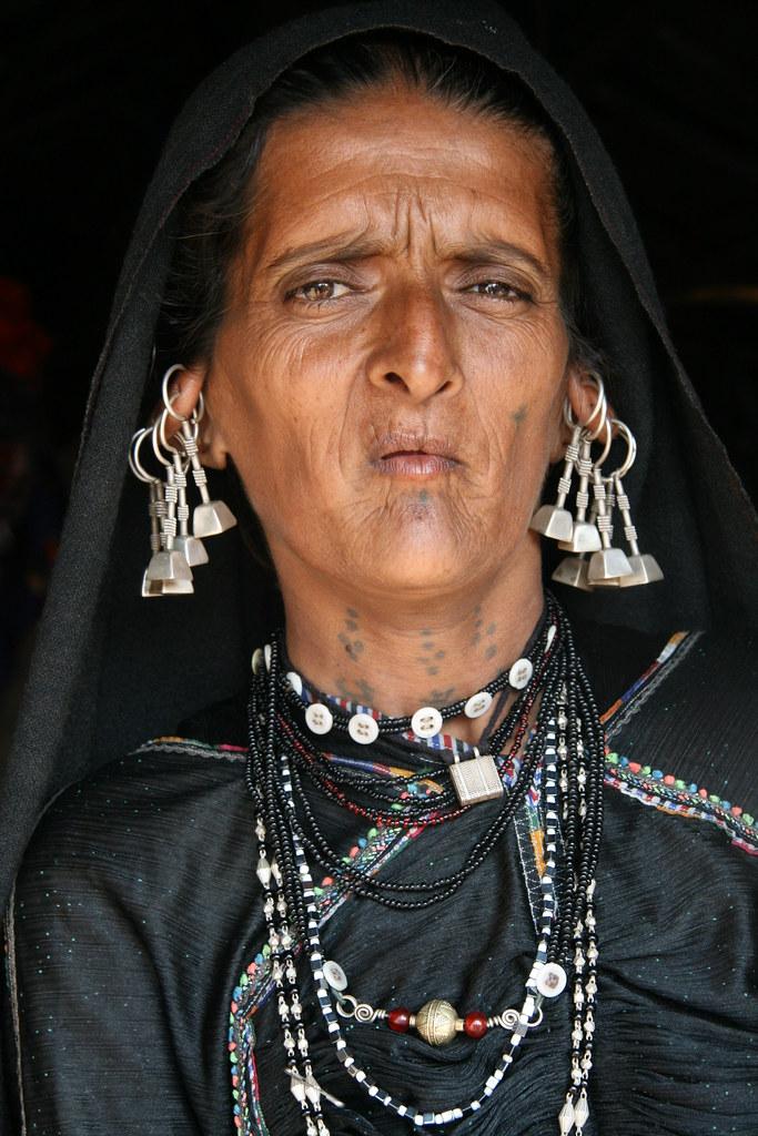 Tribal fantasy in Gujarat - India