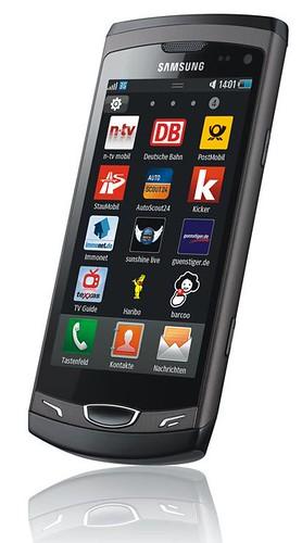 Samsung Wave II - bada