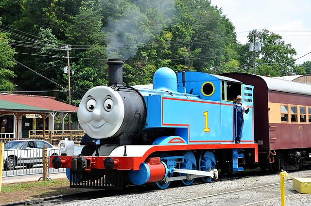 thomas and conductor